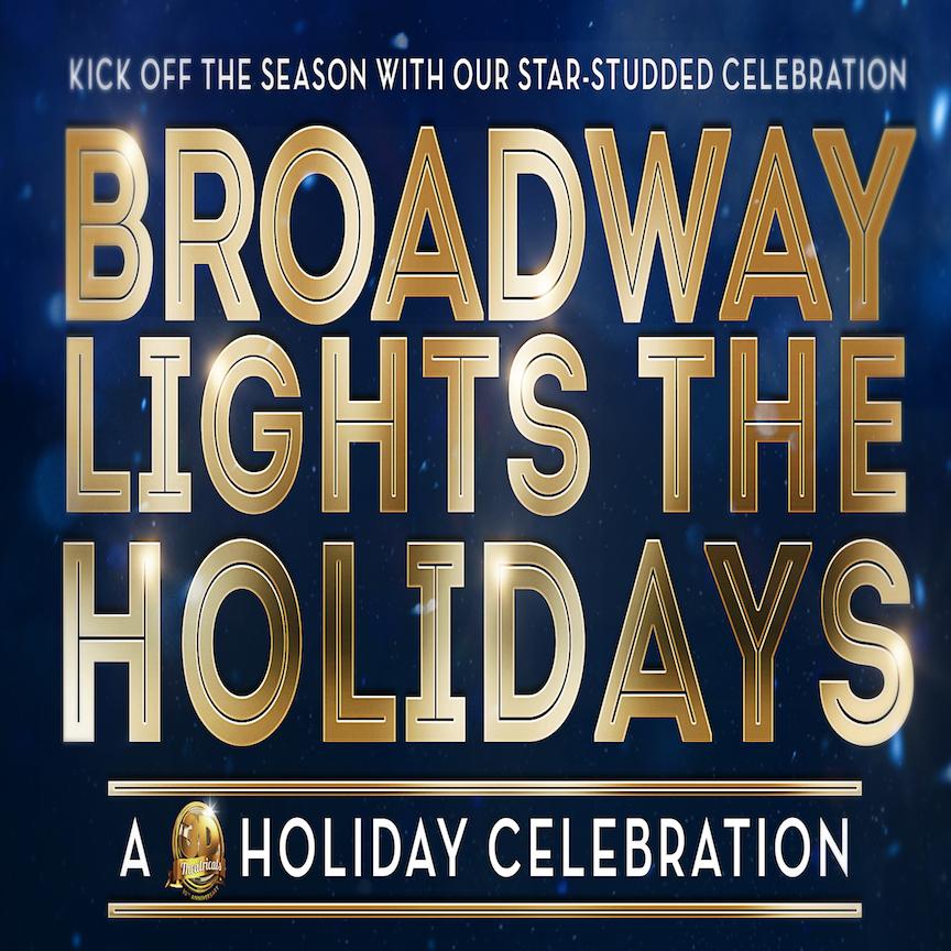 Broadway Lights the Holidays