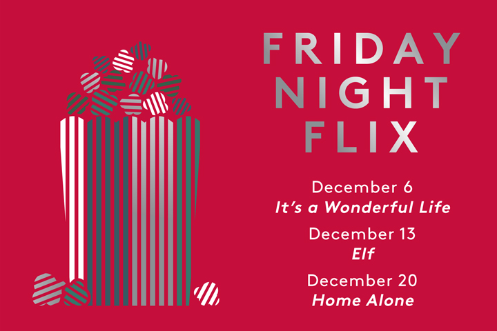 Friday Night Flix at Fashion Island