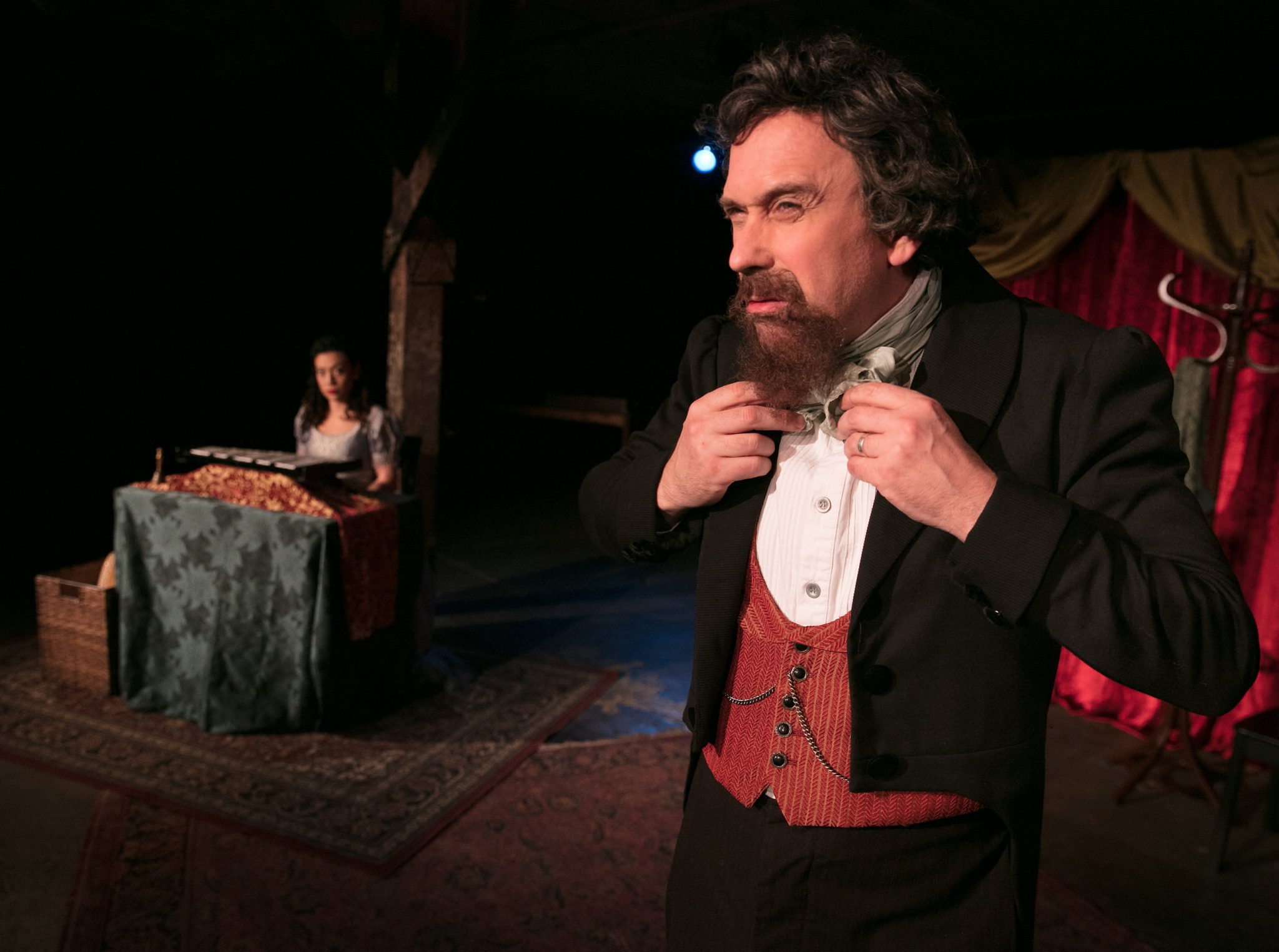 A Christmas Carol with Charles Dickens