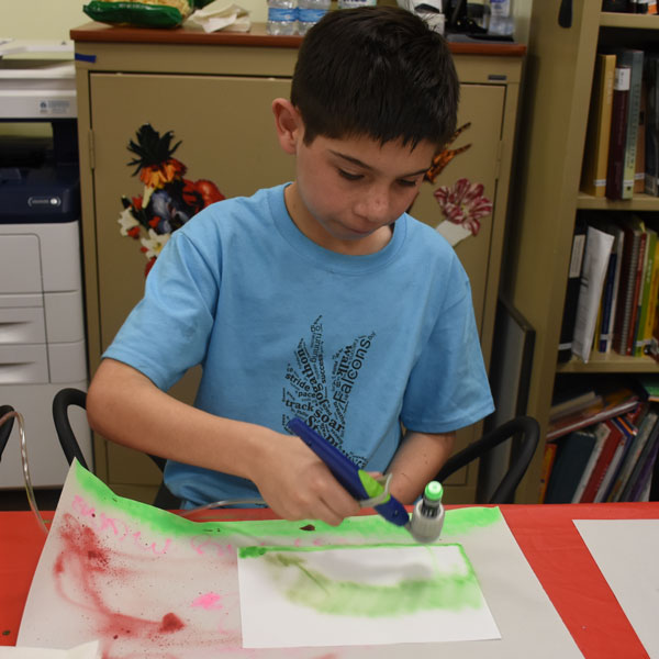 Young Artists' Workshop: Photograms - Making Art with the Sun