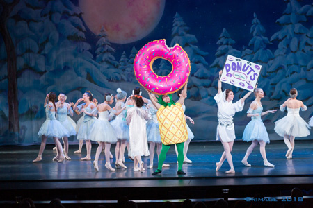 """Inland Pacific Ballet's """"The Nutty Nutcracker"""""""
