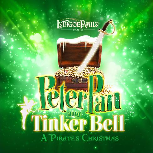 Peter Pan And Tinkerbell: A Pirates Christmas