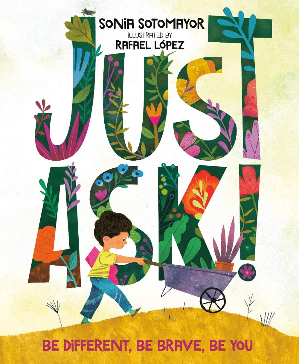 Stories in the Afternoon: Just Ask! Be Different, Be Brave, Be You