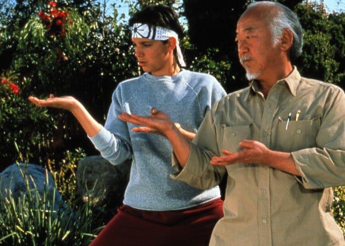 The Roadium Drive-In Presents: The Karate Kid