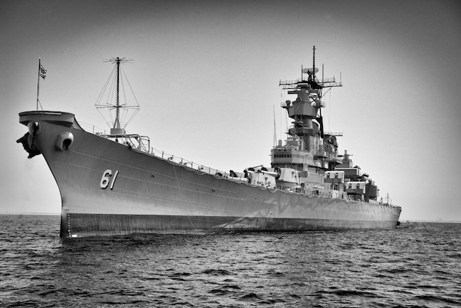The Battleship IOWA Museum's Veteran's Day Film Festival