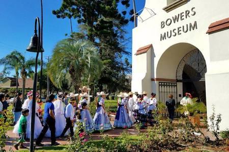 Bowers Free Las Posadas Festival