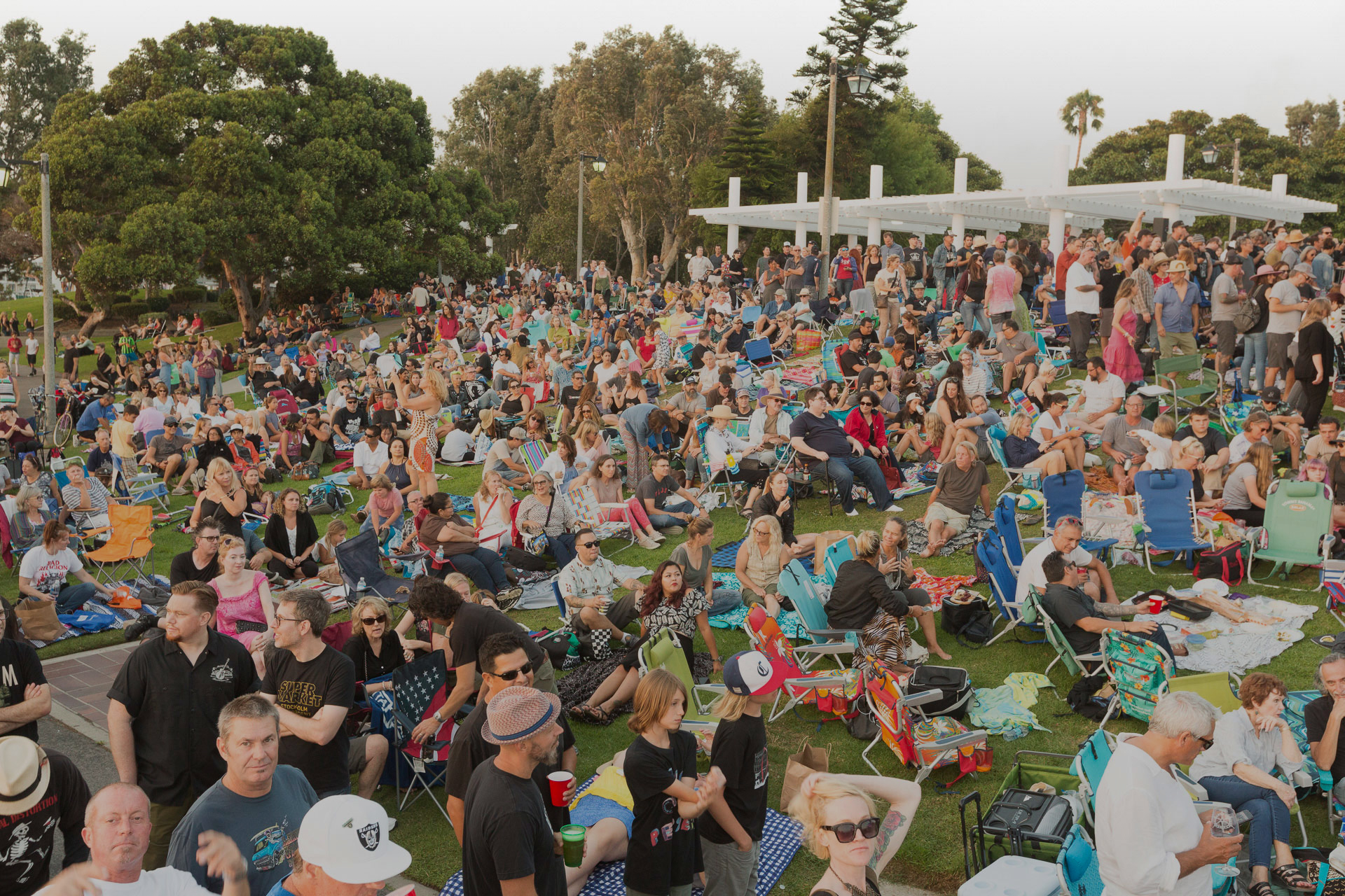 Holiday Music and Movies in Marina del Rey