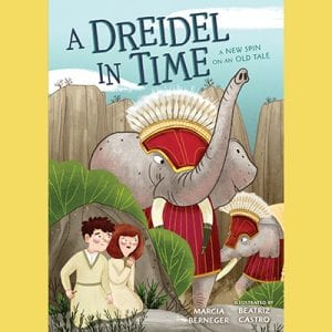 a dreidel in time