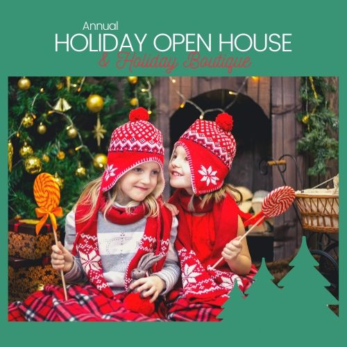 David & Margaret Youth and Family Services' Open House and Holiday Boutique