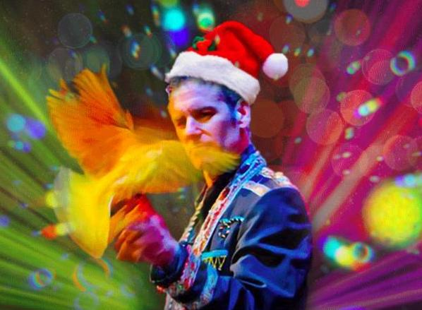 A Very Merry Magic Mania