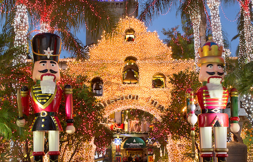 The Mission Inn's Annual Festival of Lights