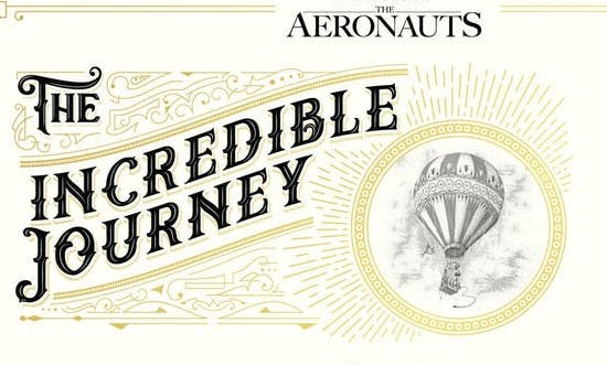 The Aeronauts' Incredible Journey – The Cross Country Ballooning Fair