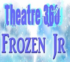 Theatre 360 presents Disney's Frozen Jr.