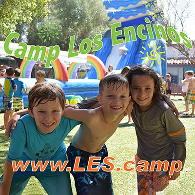 Camp Los Encinos