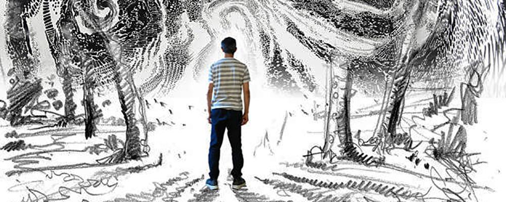 Oscar Oiwa: Dreams of a Sleeping World Exhibition