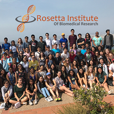 Rosetta Institute of Biomedical Research Molecular Medicine Summer Camps