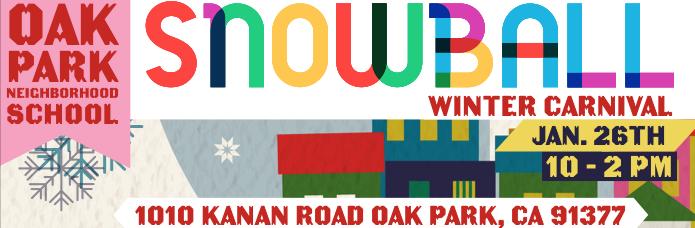 OPNS 11th Annual SnowBall Winter Carnival