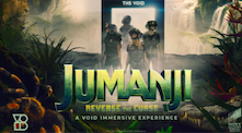 The VOID's Jumanji: Reverse the Curse Virtual Reality Experience