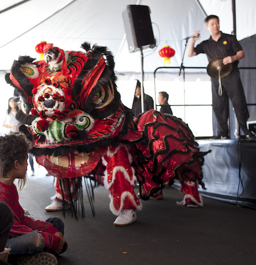 Lunar New Year Festival at the USC Pacific Asia Museum