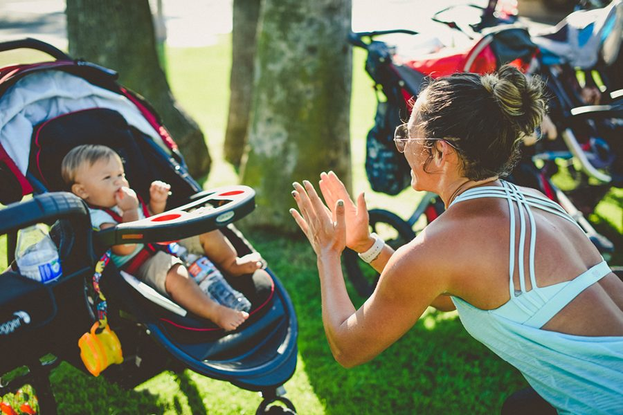 Fit4MOM Stroller Stride Classes