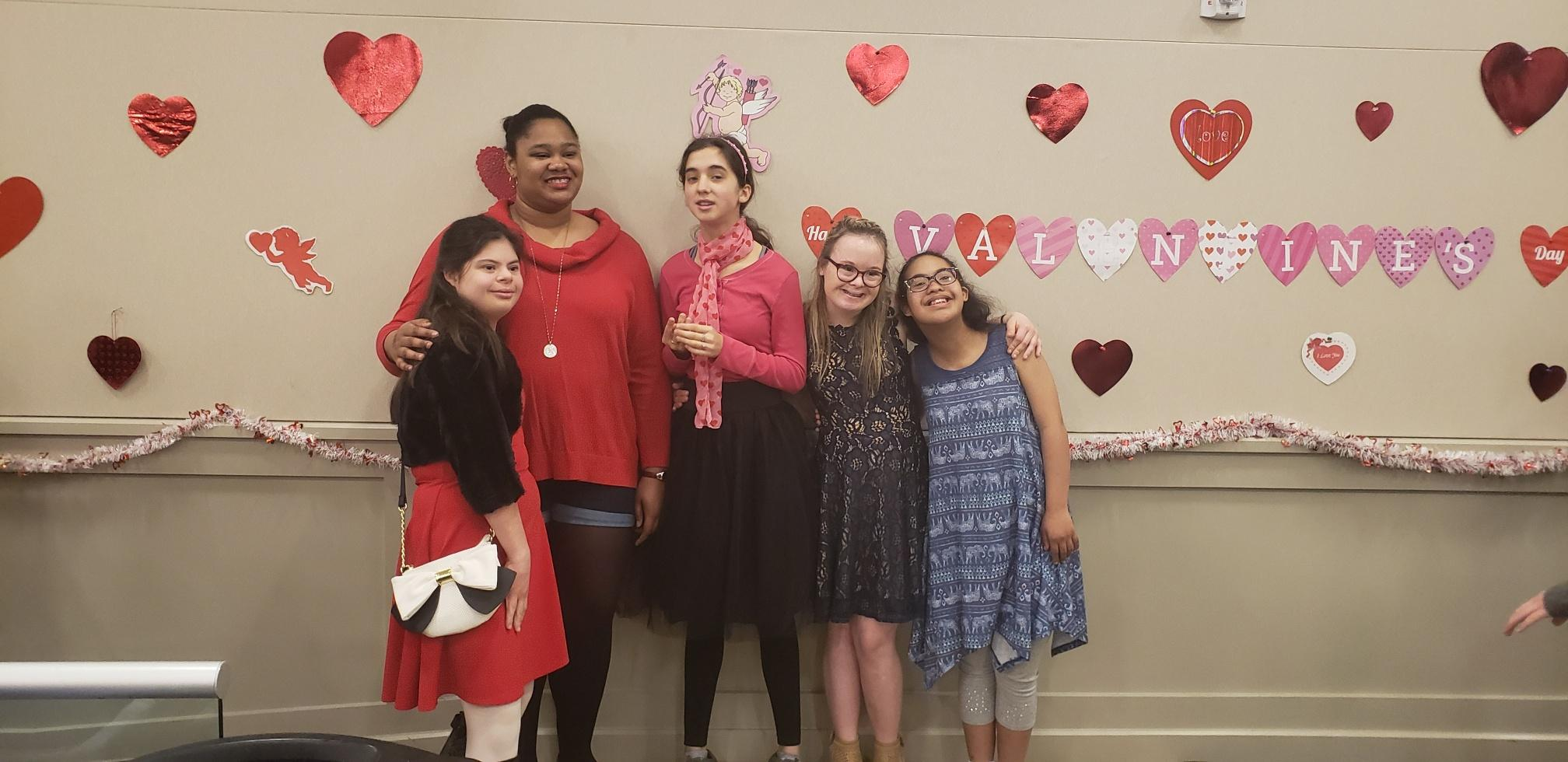 EKO Valentines Sweetheart Dance and Pizza Dinner