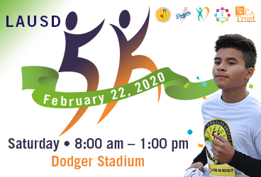 "LAUSD 5K ""Move It"" Health and Wellness Festival"