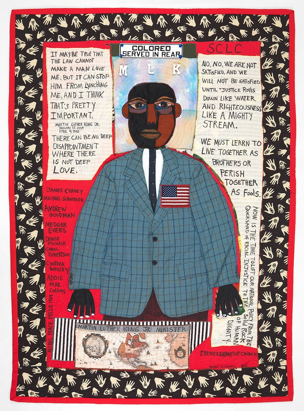 Quilting American Stories Exhibit