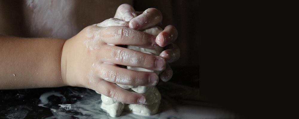 Non-Fired Ceramics for Kids