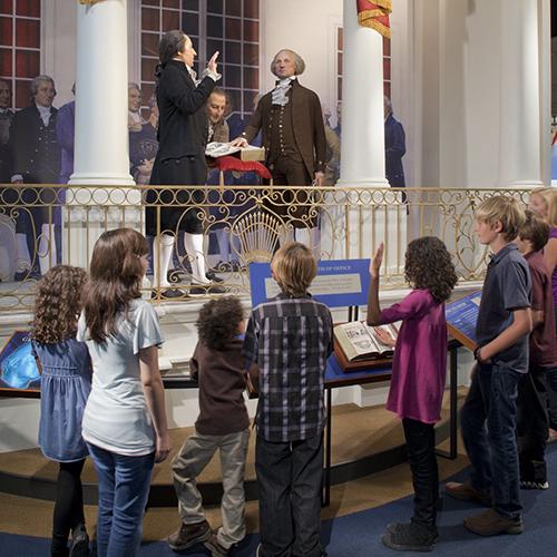 Mount Vernon presidential museum