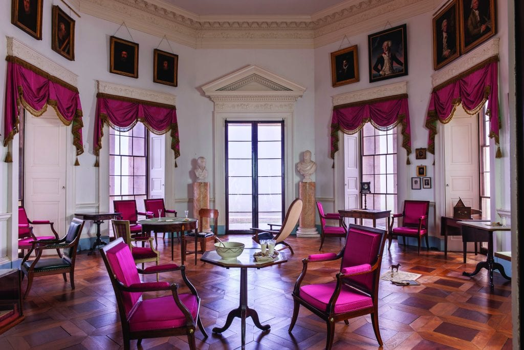 Monticello presidential museum