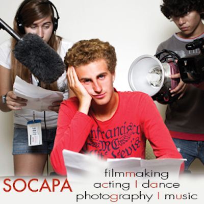 SOCAPA School of Creative & Performing Arts