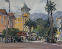 Catalina Paintings: Night and Day Exhibition