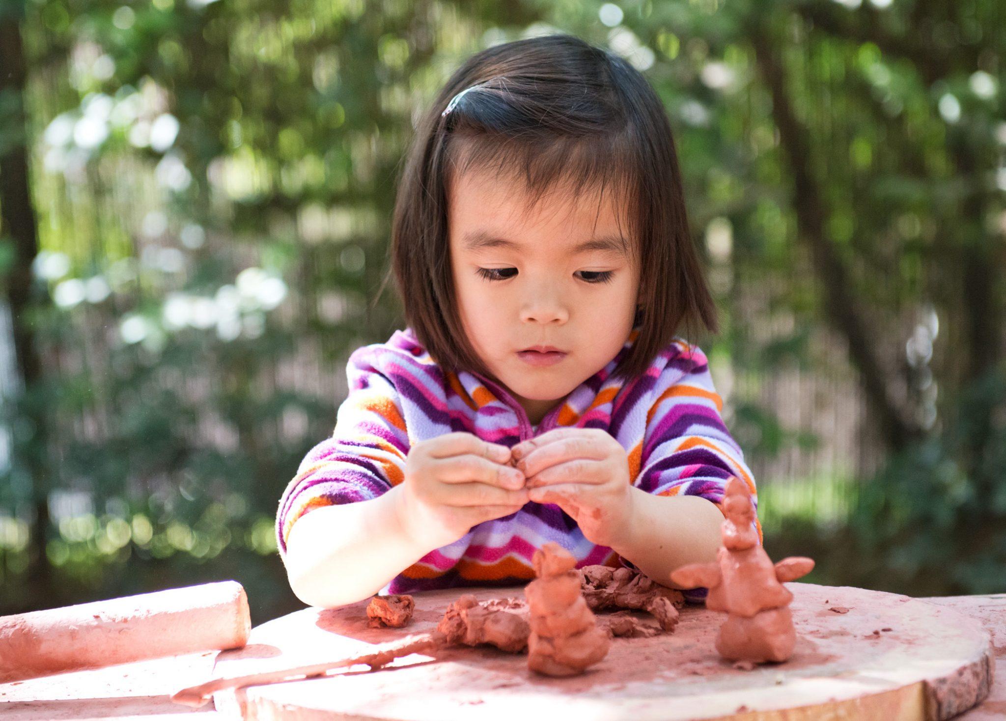 Kidspace's Homeschool Day: Wild Art