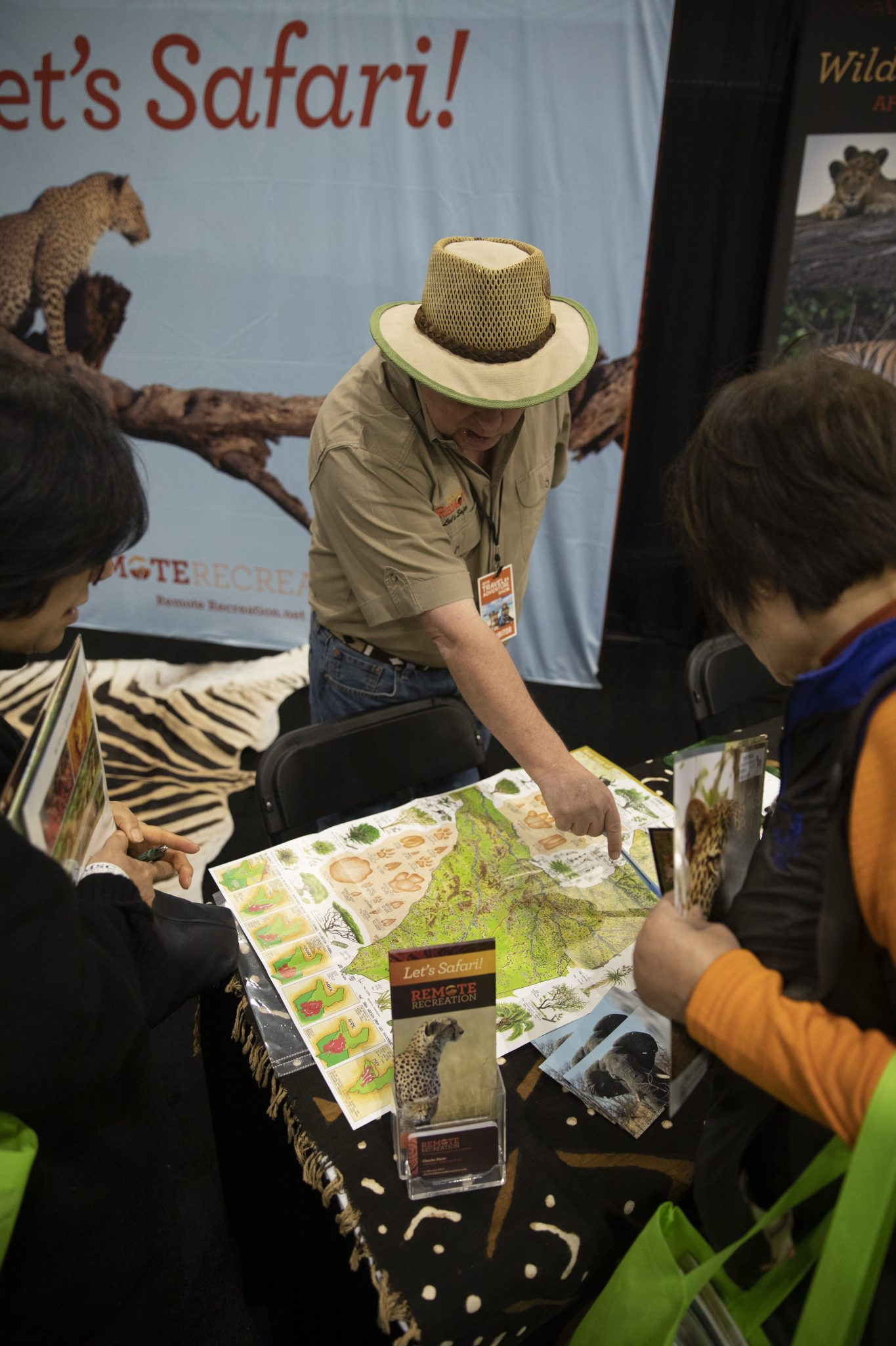 15th Annual Los Angeles Travel & Adventure Show