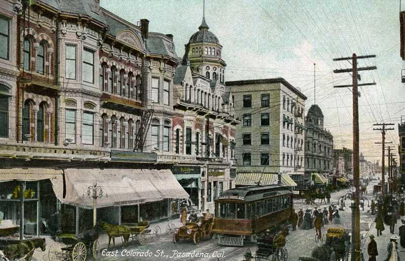 Starting Anew: Transforming Pasadena, 1890-1930