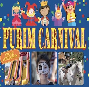 Purim Carnival and Boutique