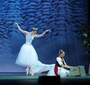 """Redondo Ballet Company presents """"The Snow Queen"""""""