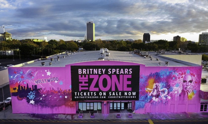 The Zone: The Britney Spears Experience