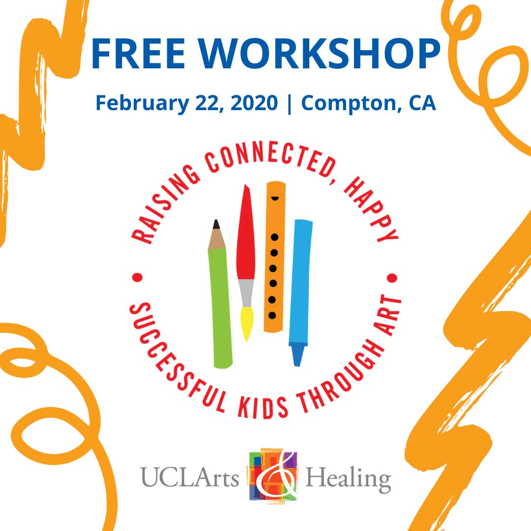 Raising Connected, Happy, Successful Kids through Art Free Workshop
