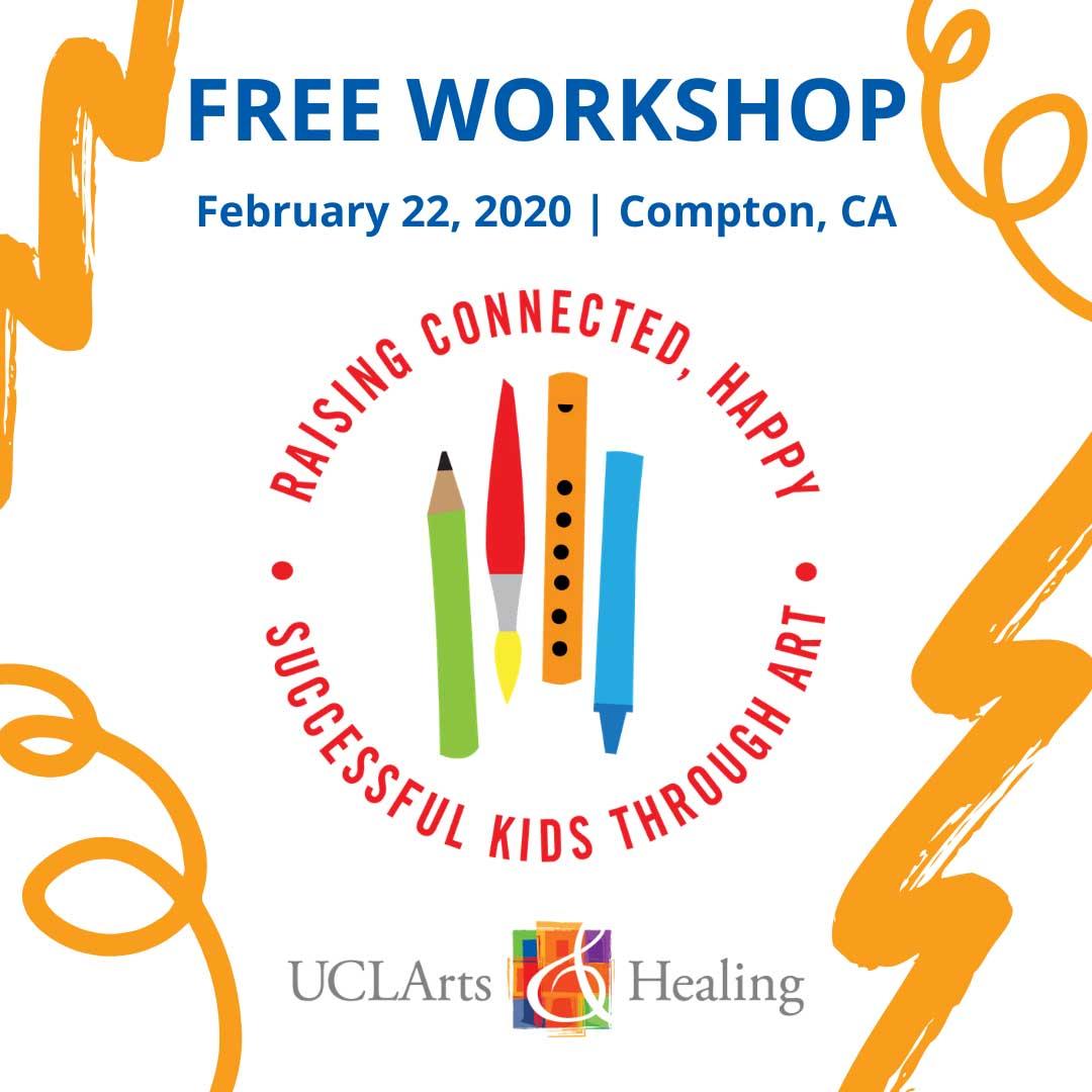 Raising Connected, Happy, Successful Kids through Art Free Workshop