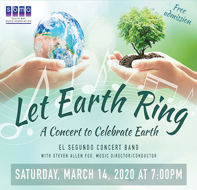 "El Segundo Concert Band: ""Let Earth Ring"""