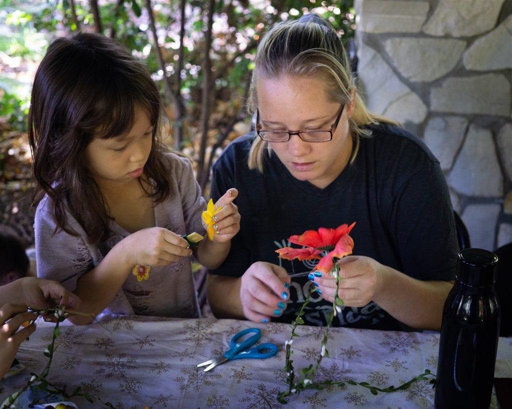 Best L.A. gardens for kids: los angeles arboretum