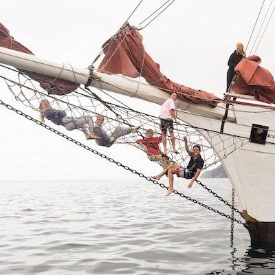 Tall Ship Island Adventure Sea Camp