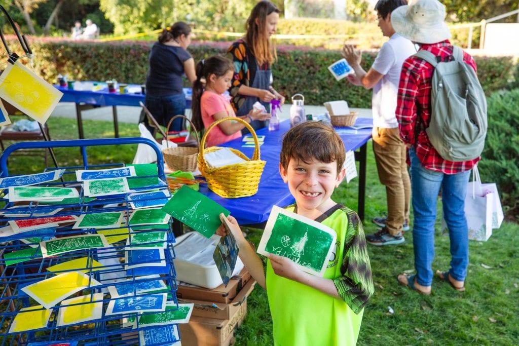 Best L.A. gardens for kids: huntington gardens