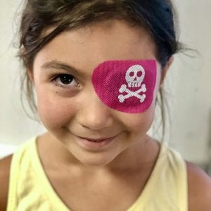 kids eye patches