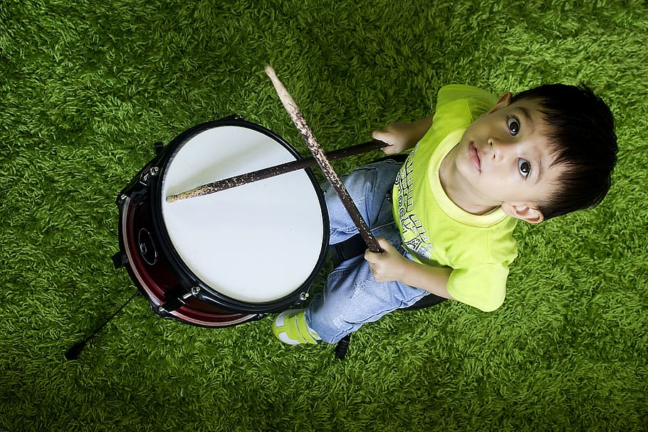 DIY Musical Instruments for Preschoolers