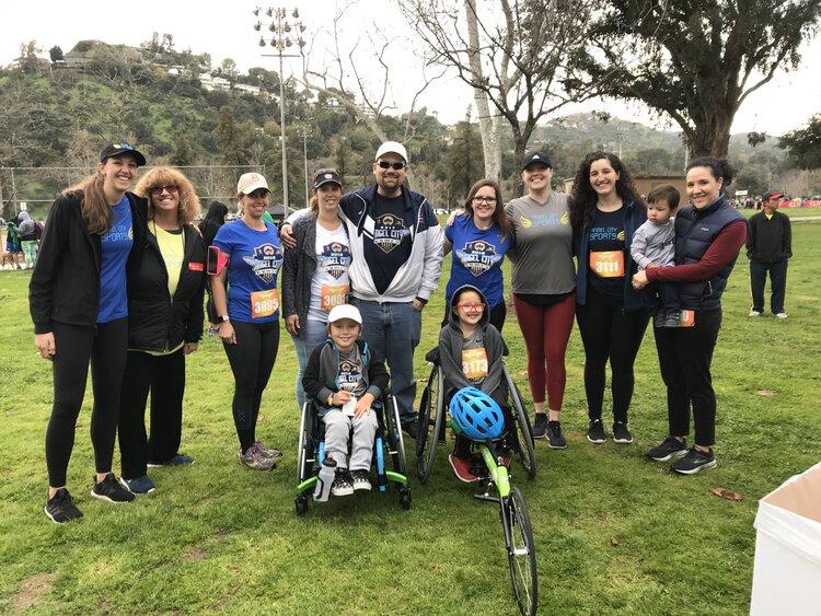 Pasadena Triathlon and Angel 5K