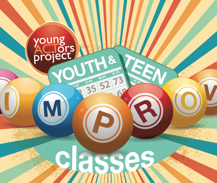 Youth & Teen Comedy Improv Show