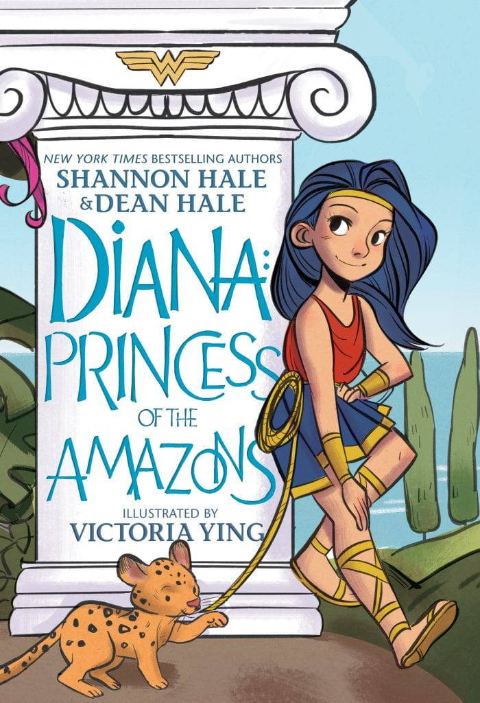 Graphic Novel Diana