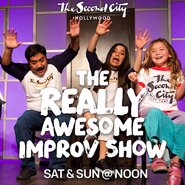 The Really Awesome Improv Show